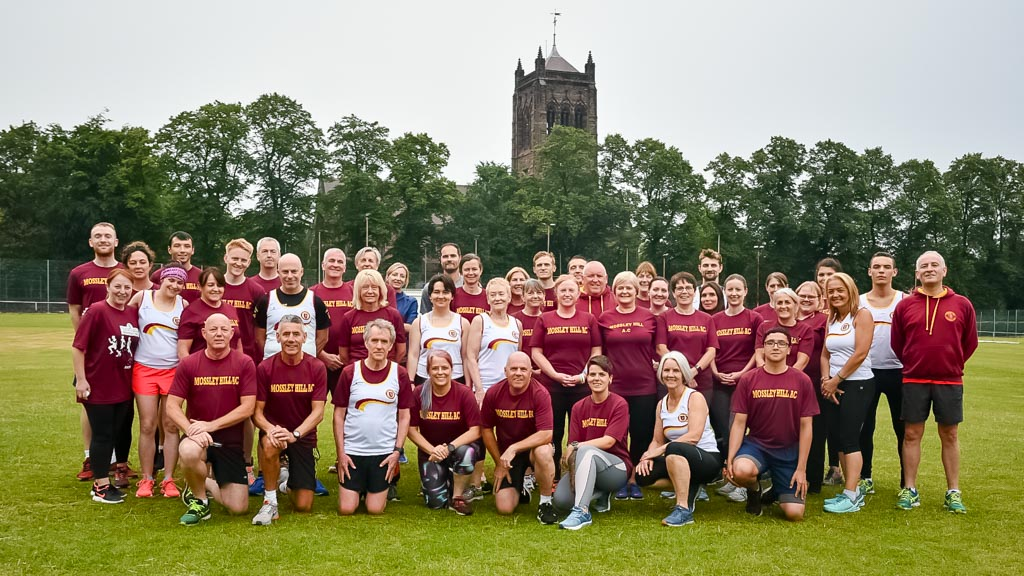 Mossley Hill Running Club